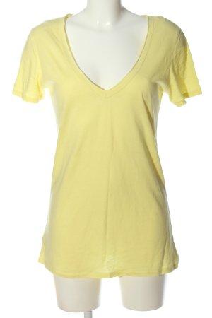 billa bong V-Ausschnitt-Shirt