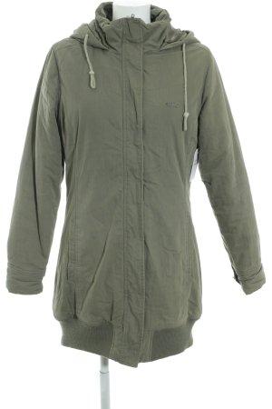 billa bong Winter Jacket olive green casual look