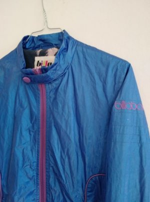 Billabong Softshell Jacket steel blue-neon blue