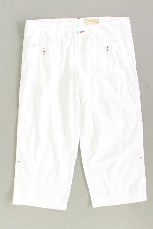 Billabong 7/8 Hose Größe 40 weiß aus Baumwolle
