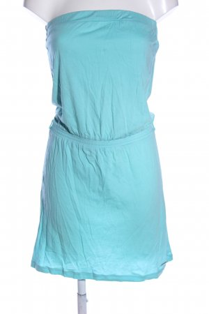 Billabong Bandeaukleid blau Casual-Look