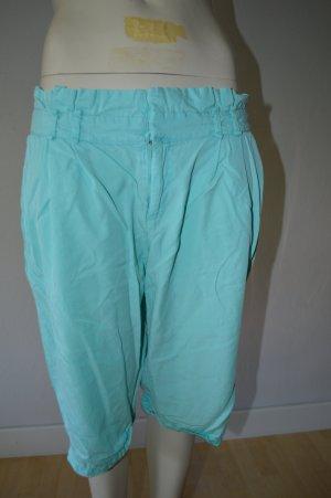 Billabong Bermudas light blue cotton