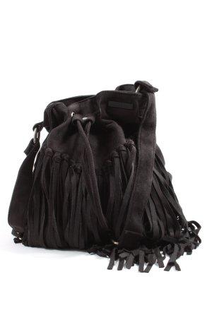 Billabong Torebka z frędzlami czarny W stylu casual