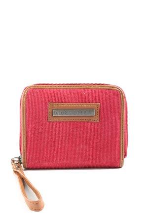 Billabong Portafogli rosso-marrone stile casual