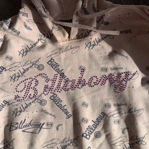 Billabong Capuchon sweater roze