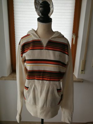 Billabong Shirt met capuchon room-oranje
