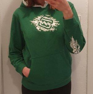 Billabong Hoodie Kapuzenpulli Sweater grün
