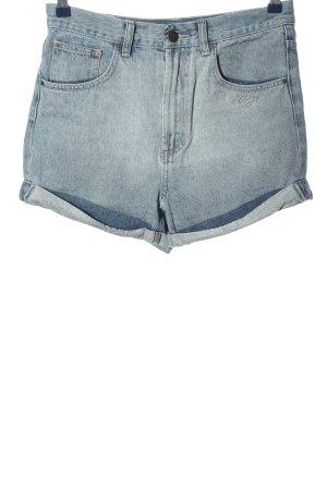 Billabong Short en jean bleu style décontracté