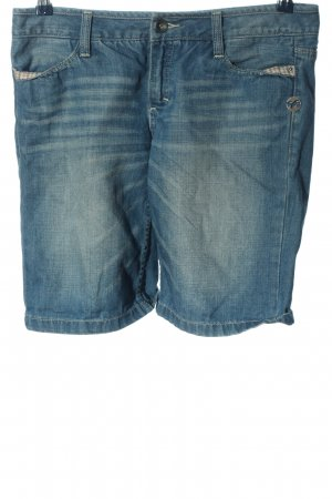 Billabong Jeansshorts blau Casual-Look