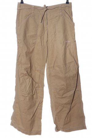 Billabong Linen Pants nude casual look