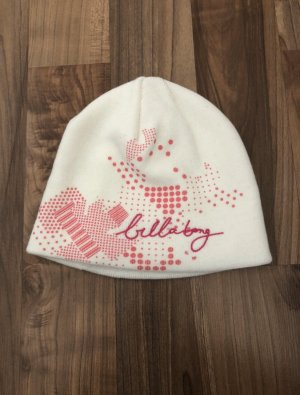 Billabong Knitted Hat white