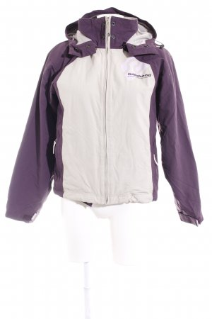 Billabong Outdoorjacke braunviolett-hellbeige Casual-Look