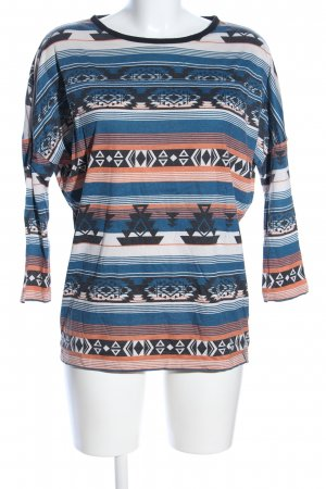 Billabong Oversized Shirt mixed pattern casual look