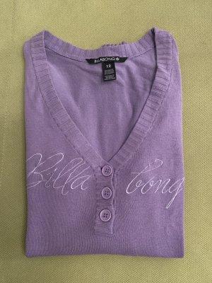 BILLABONG Pullover Strick weich/kuschelig helllila M