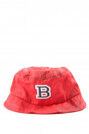 Billabong Rain Cap red casual look