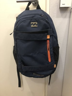Billabong Daypack dark blue-orange