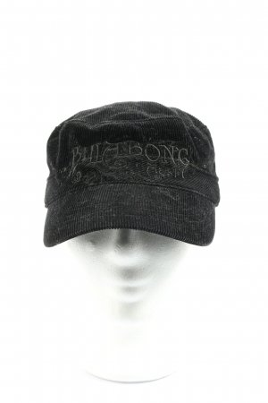 Billabong Visor Cap black embroidered lettering casual look