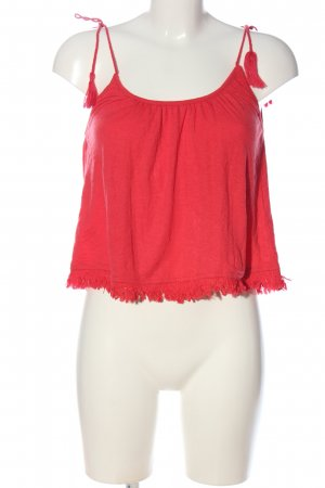 Billabong Blusentop rot Casual-Look