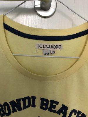 Billabong Shirt gelb Größe 34