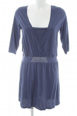 Billabong Shirtkleid stahlblau sportlicher Stil