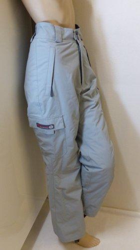 Billabong Pantalone da ginnastica blu pallido-verde-grigio Poliammide