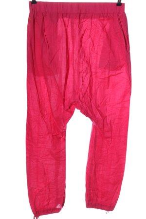 Billabong Pantalon en jersey rose lettrage brodé style décontracté