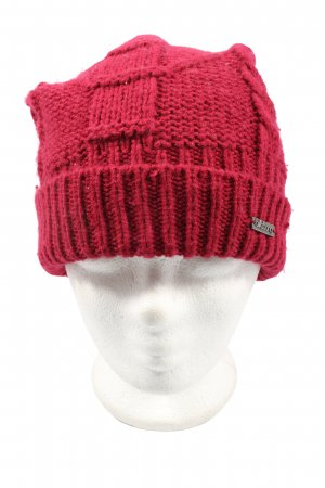Billabong Knitted Hat pink casual look