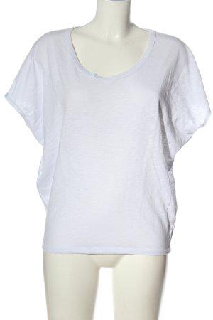 Billabong T-shirts en mailles tricotées blanc style décontracté