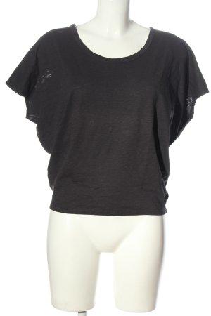 Billabong T-shirts en mailles tricotées gris clair moucheté