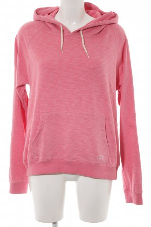 Billabong Sweatshirt wollweiß-rosa meliert Casual-Look