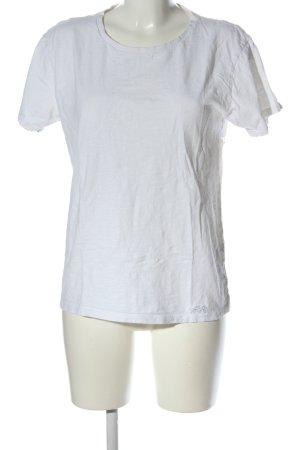 Billabong T-Shirt weiß Casual-Look