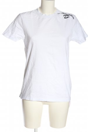 Billabong T-shirt Nadruk z motywem W stylu casual