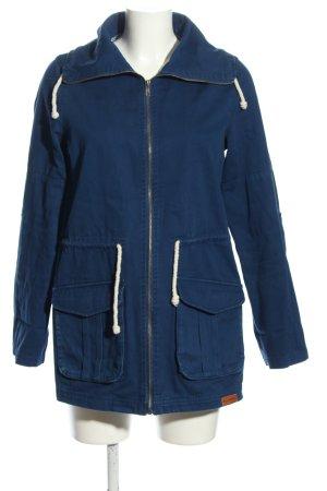 Billabong Between-Seasons-Coat blue casual look