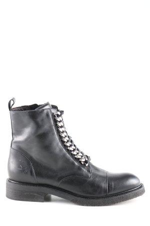Billi Bi Ankle Boots schwarz Casual-Look