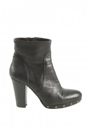 Billi Bi Booties schwarz Business-Look