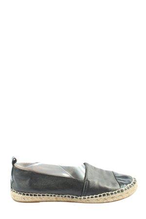 Billi Bi Instappers zwart casual uitstraling