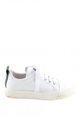 Billi Bi Sneaker stringata bianco stile casual