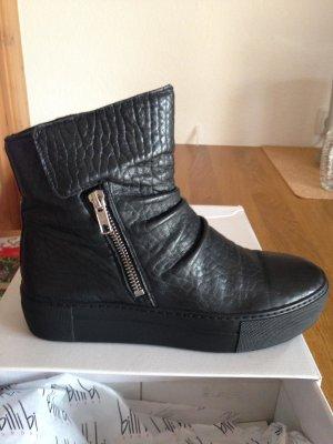 Billi Bi Halfhoge laarzen zwart