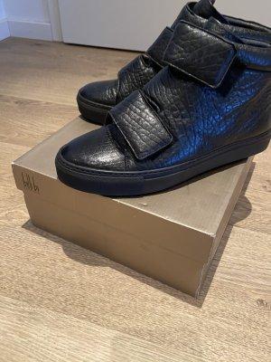 Billi Bi Zapatillas con hook-and-loop fastener negro