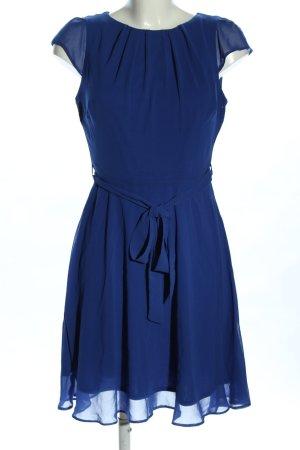 Billie & Blossom A-Linien Kleid blau Elegant