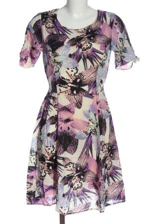 Billie & Blossom Sukienka z krótkim rękawem Wzór w kwiaty W stylu casual