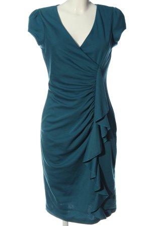 Billie & Blossom Sukienka z krótkim rękawem niebieski Elegancki