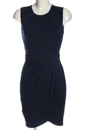Billie & Blossom Manteljurk blauw zakelijke stijl