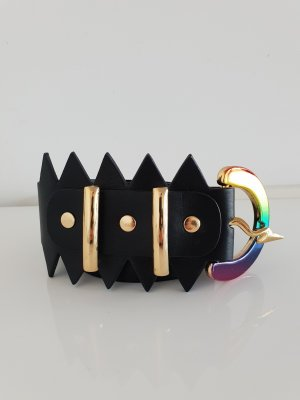 Bimba & Lola Leather Belt multicolored leather