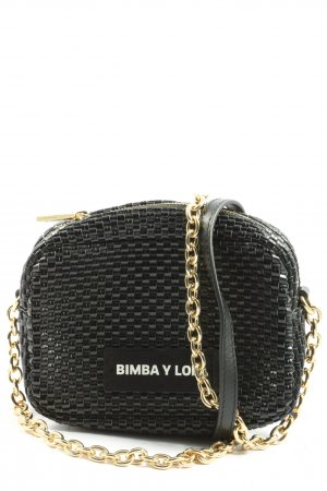 Bimba & Lola Borsetta mini nero stile casual