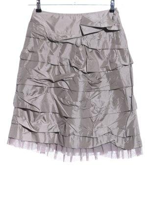 Bimba & Lola Broomstick Skirt light grey casual look