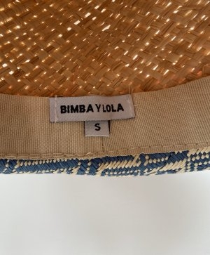 Bimba & Lola Sombrero de ala ancha multicolor