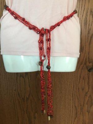 Esprit Cinturón pélvico rojo ladrillo