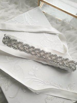 bpc bonprix collection Waist Belt white-natural white