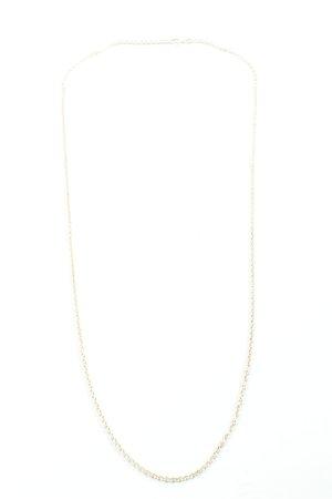 Binder Collier goldfarben Elegant